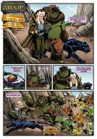 Looking For Group Libro 20 Pagina 28 Spanish by TheDrailusX