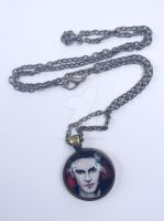 Angel/Angelus Pendant Necklace by TheInklingGirl