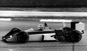 Nigel Mansell (1988 Test Session) by F1-history