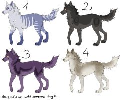 Canine Adopts OPEN by FourPawsADOPTS