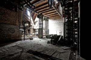 abadoned place - location 1 by VooDooMania