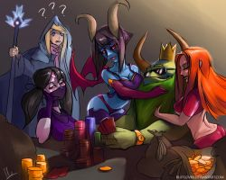 Poker Time ! by Rufflovin