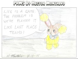 Life Is A Game by HectorNY