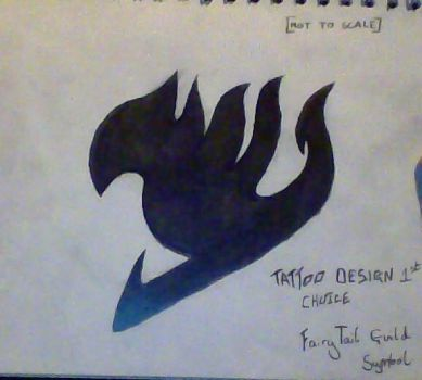 Tattoo Design: Fairy Tail by Element115Infection