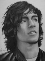 Brandon Boyd by robdolbs