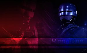 Robocop wallpaper by Dark-Rizzi