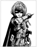 Hit-Girl - 2 by DMThompson