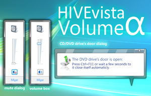 HIVEvista Volume alpha by pok3