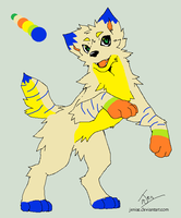 1st Contest Entry For TaMarchingTomahawk by AvalaAdopts