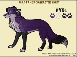 Wild Fangs Sheets_OLD_Ryol by Tenaga