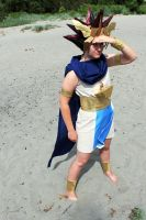 YuGiOh! - The Pharoah by lunaecIipse