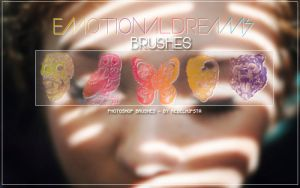 Emotional Dreams Brushes by silly-luv