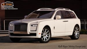 Rolls Royce Mistery Concept 2012 by x-tomi