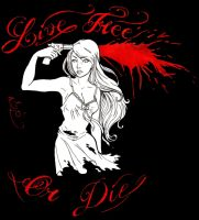 Live free or die by Queen-of-cydonia