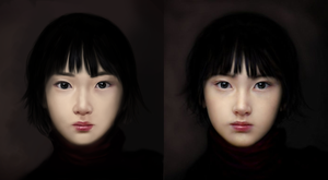 Realism study 1 by Bariarti