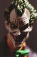 The Man Who Laughs by Batced