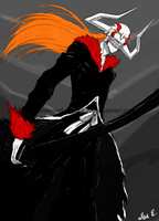Hollow Ichigo DP by Enigmarez