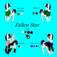 Fallen Star Reference by Fanglore17