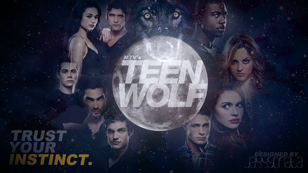 Teen Wolf S2 Wallpaper by JayySonata