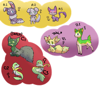 PKMNation ( 4 left) by kitzune-griffith