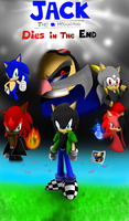 remake of jack the hedgehog dies in the end front by SonicXstar