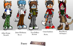 Furry Mythbusters by TorpidTiger