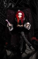 Queen of the dead by Kitsune79