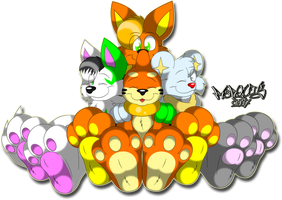 Snuggies by Marquis2007