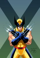 Wolverine Weapon X by SWAVE18