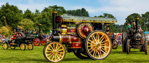 Steam Rally by pingallery