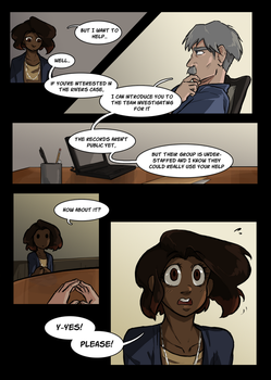 There Are No Wolves - Page 32 by hnkkorgris