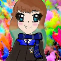 Me!Ravenclaw by Ludovica-Chan