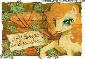 Welovefine: MLP FIM - Golden Harvest has the best by hinoraito