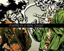 Players In A Fatal Game by LazyLacy