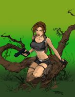 Tomb Raider WIP2 by Plugin848y