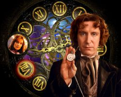 The Eighth Doctor by killashandra-falta
