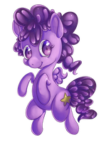 LSP: Lumpy Space Pony by Sprucie
