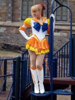 Eternal Sailor Venus by Starlightslk