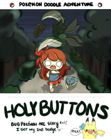 HOLYBUTTONS by Zel-Duh