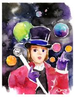 Wonka Space by amoykid