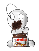Nutella by Foxlover4218