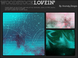 Woodstock Lovin' Texture Packs by britsnpieces