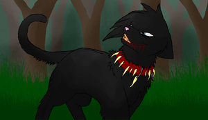 Scourge - Warrior Cats by BrackenFox