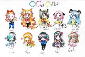 Chibi Group by lepler