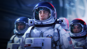 Astronauts (inspired by Interstellar) by P0nyStark