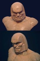 Darkseid detail by Arthammer
