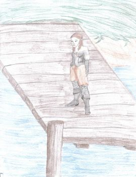 Pirate in Pastels by ArtisticJihad