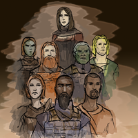 Team Dawnguard by HazieAsh