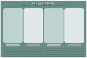 TV Tropes Meme Blank by Mbk606