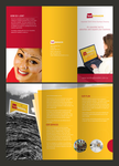 corporate brochure by waiba